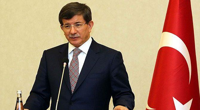 Davutoğlu Irak'a gitti