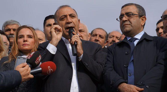 CHP'den Gezi Parkı yorumu