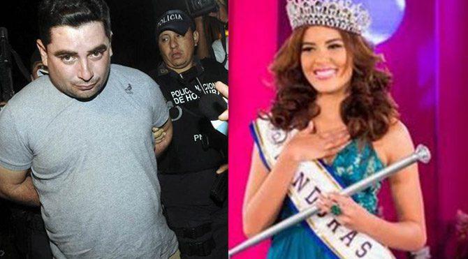 Güzellik kraliçesinin katili yakalandı