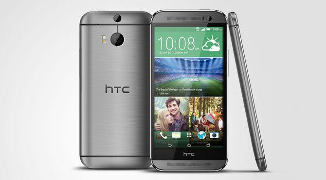 HTC One M8 İstanbul'da