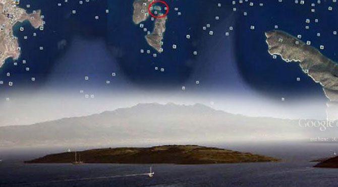Kaçaklar Yunan adası diye…