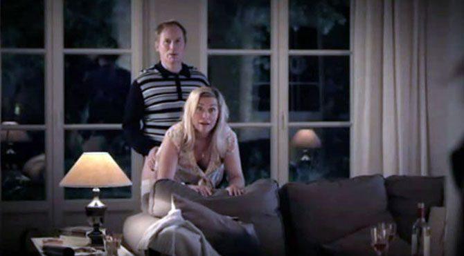 Almanya'da seks içerikli kamu spotu