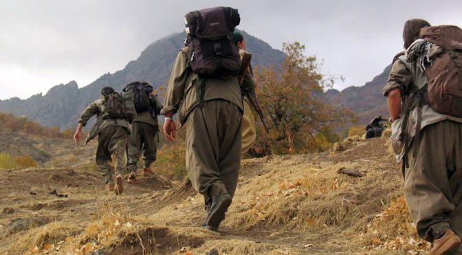 PKK'ya eleman götüren 4 kişi tutuklandı