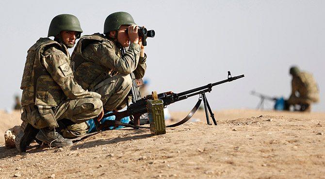 'Türkiye IŞİD ile mücadelede önemli rol oynuyor'