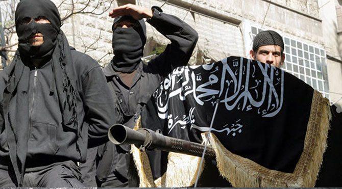 IŞİD'e katılmaya giderken yakalandılar
