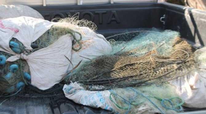 Kaçak balık avcılarına ceza yağdı