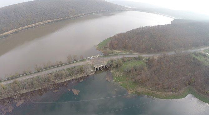 İstanbul'da barajlarda son durum
