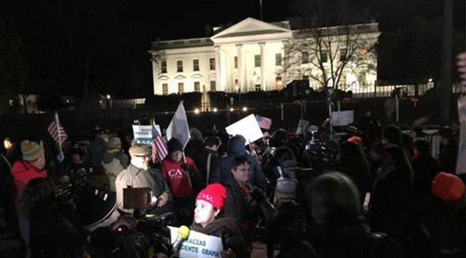 Beyaz Saray'da gerginlik