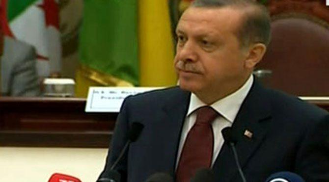 Erdoğan'dan 'Paralel ajan' uyarısı