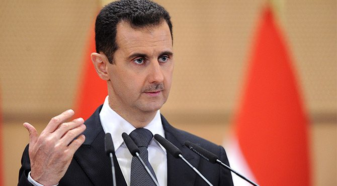 Esad'dan IŞİD'e karşı işbirliğe çağrısı