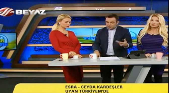 Esra-Ceyda'yı terleten IŞİD sorusu