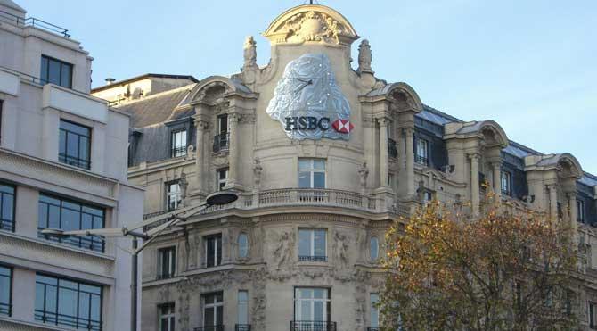 HSBC'ye şok dava
