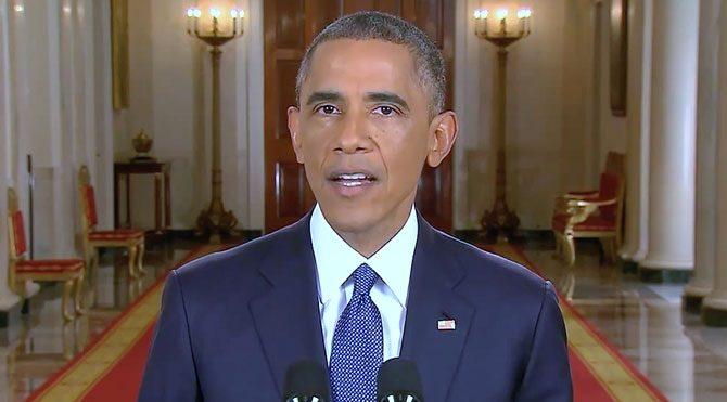 Obama'dan 5 milyon yasadışı göçmene müjde