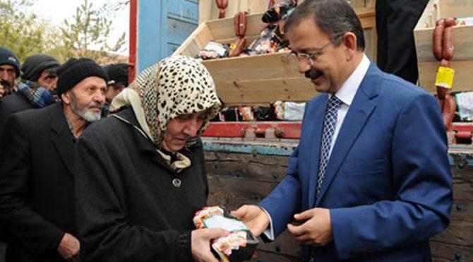 Sucuk paralarını Kılıçdaroğlu'na geri verdi