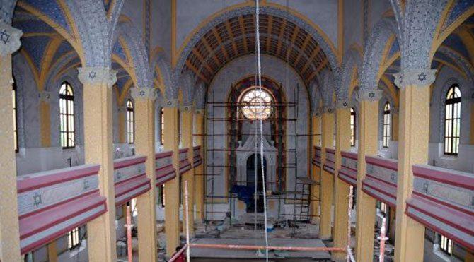 """""""Sinagog sadece müze olacak"""""""