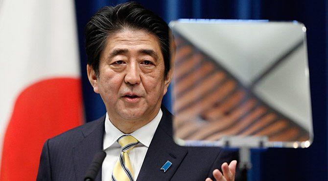 Japon Başbakanı parlamentoyu feshetti
