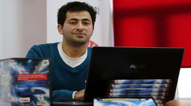 Türk öğrenciden büyük başarı