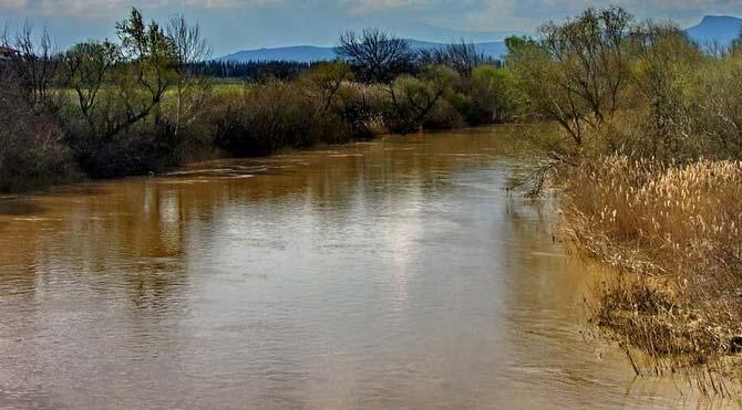 Gediz Nehri'ni kirletenlere dava