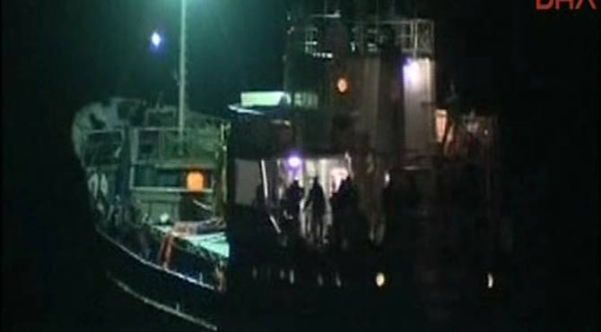 KKTC sularında acil yardım çağrısı