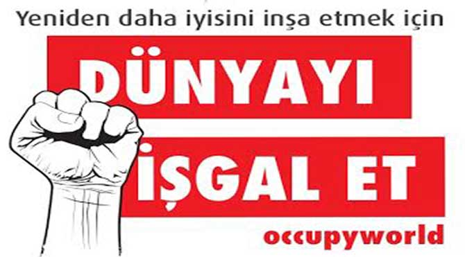 CHP'li gençler dünyayı işgal ediyor
