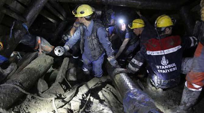 Maden faciasında son durum