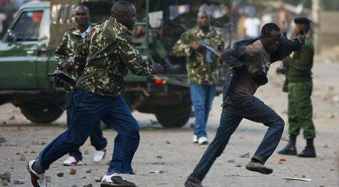 Kenya'da Eş-Şebab'tan korkunç infaz