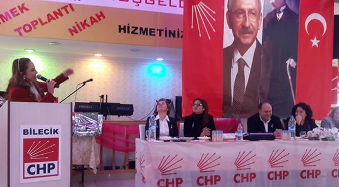 CHP'den 'Kadınlar Yaşasın' kampanyası
