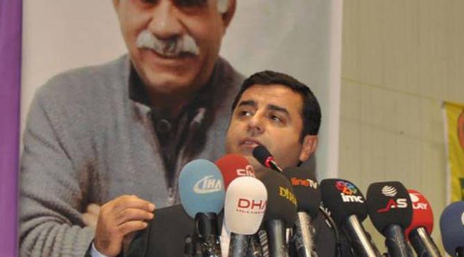 Demirtaş AKP'lileri tutuşturacak