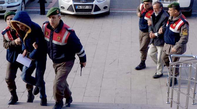 Edirne'de dondu sanılan 9 Afganlı aslında öldürülmüş