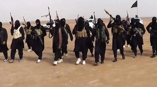 Almanya'da IŞİD'e katılanların sayısı 550'ye ulaştı