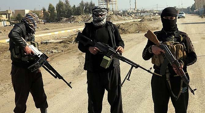 IŞİD iddiası Meclis'te