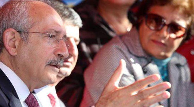 Kılıçdaroğlu'ndan Davutoğlu'na sert sözler