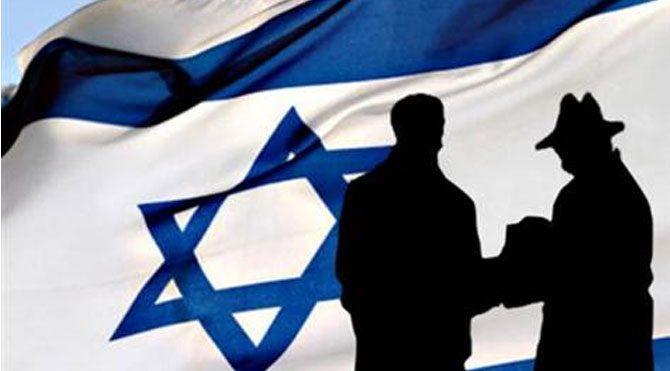 İsrail çöktü!