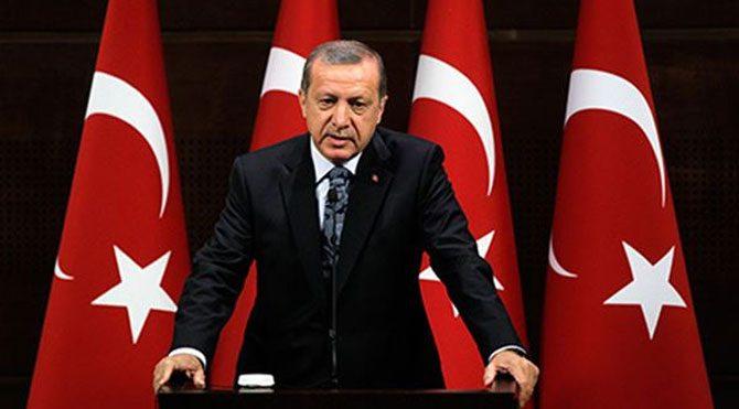 Erdoğan'dan öğretmenler günü resepsiyonu!