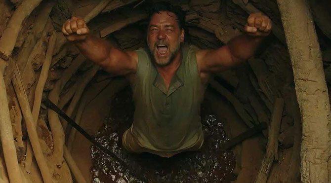 Russell Crowe: Gelibolu'da bir ulusu işgal ettik