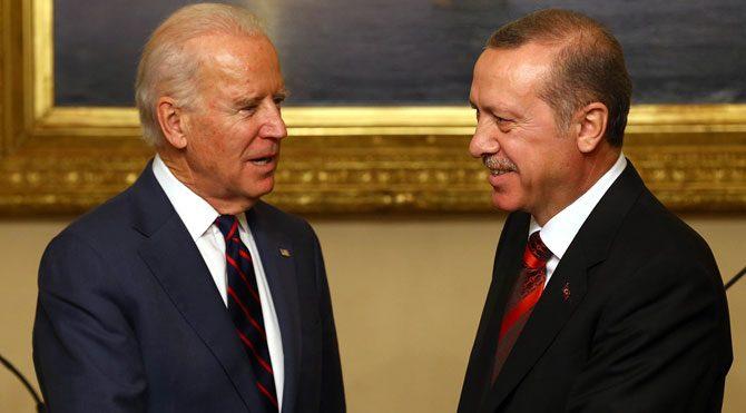 Biden'den Erdoğan'a uyarı