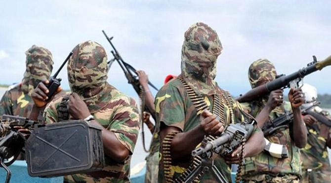 Boko Haram'a operasyon: 100 ölü