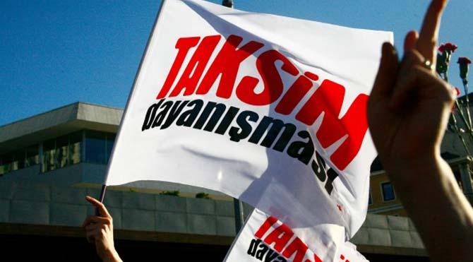 Taksim Dayanışması'ndan açıklama