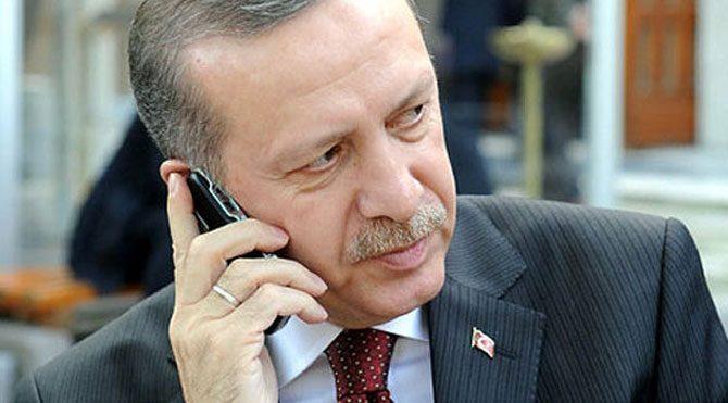 Erdoğan, CHP liderini aradı