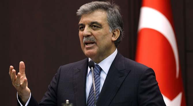 AKP Abdullah Gül'ü resmen sildi