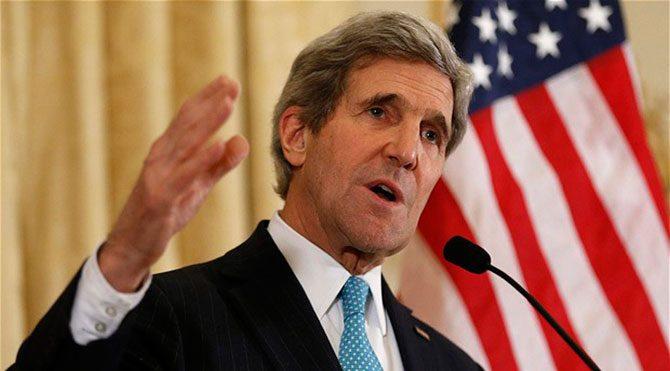 Kerry: Önümüzde çetin bir yol var