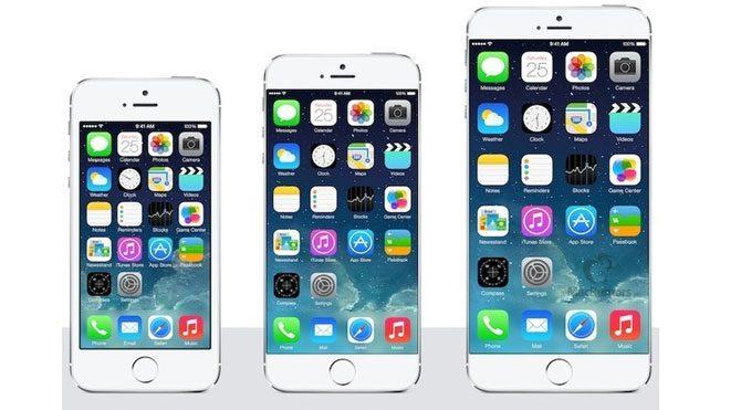 iPhone 6 4K video oynatıyor