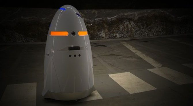 Microsoft'u robotlar koruyor