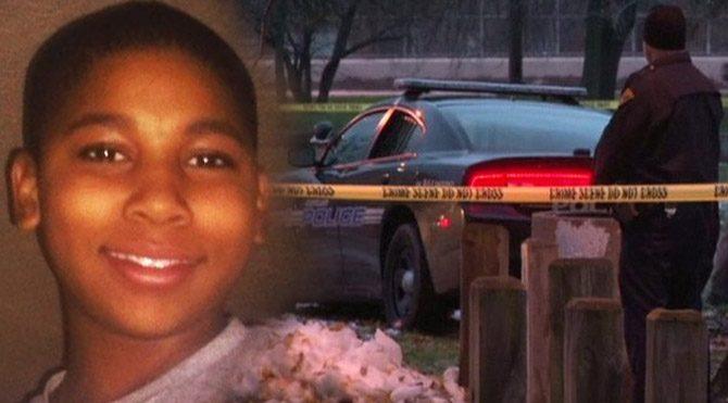ABD polisi 12 yaşındaki siyahi çocuk Tamir Rice'yi vurdu