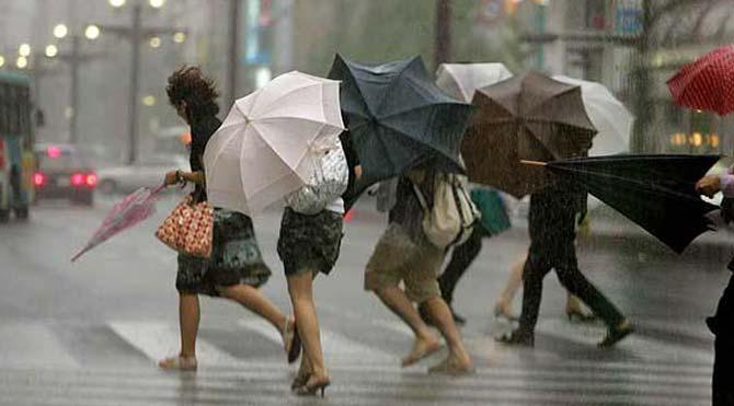 Meteoroloji'den uyarı: Akşam saatlerine dikkat