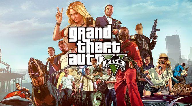 GTA 5 satış rekoru kırdı