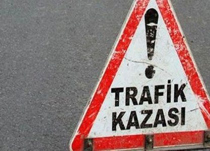 Polisler kaza yaptı: 12 yaralı