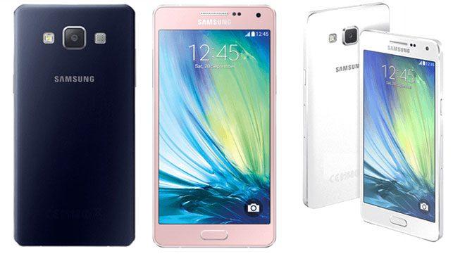 Samsung Galaxy A5 satışa çıktı