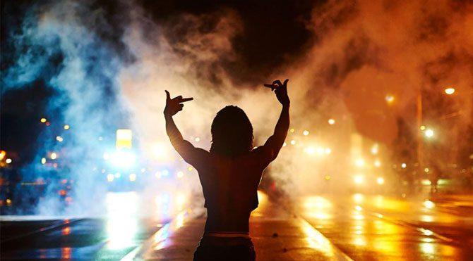 Ferguson olayları büyük kentlere sıçradı