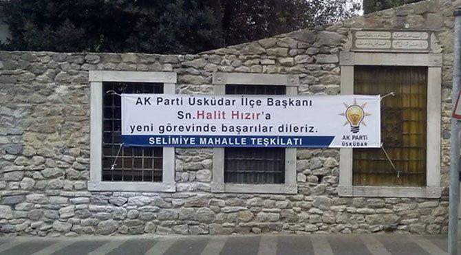 AKP'den yine camide siyaset
